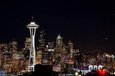 住在西雅圖