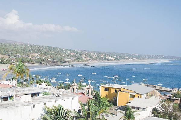 [墨西哥]隱秘忘憂港Puerto Escondido