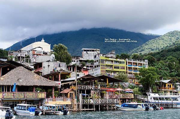 [瓜地馬拉]湖邊的頑皮村莊San Pedro La Laguna