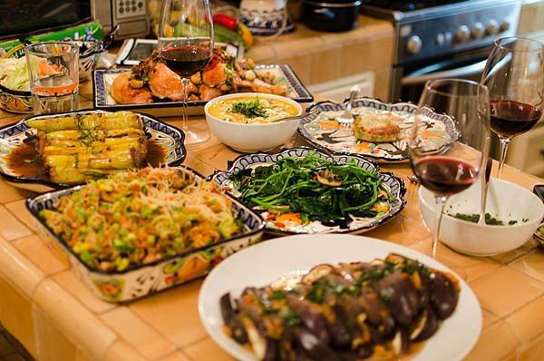 Tip 7 - dinner party