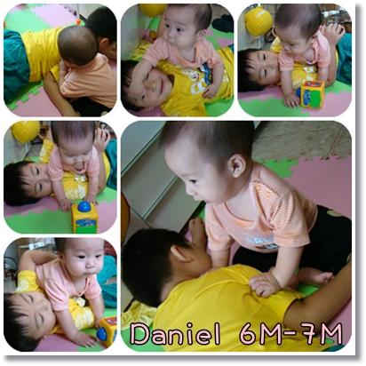 丹尼爾6m-7m