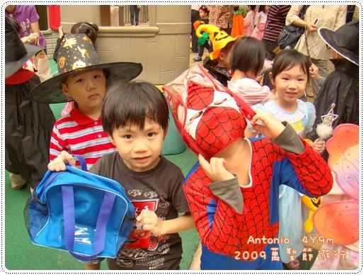 2009年野聲的萬聖節遊行