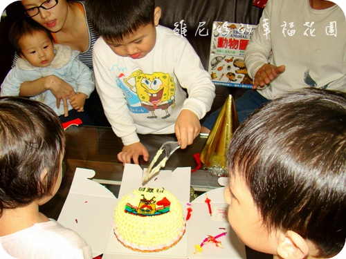 5歲生日趴