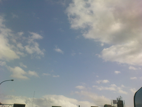 971121早晨的天空