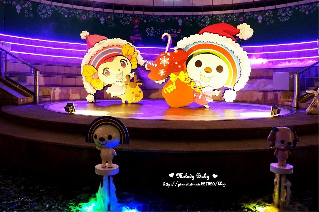 夢時代聖誕節 (2).JPG