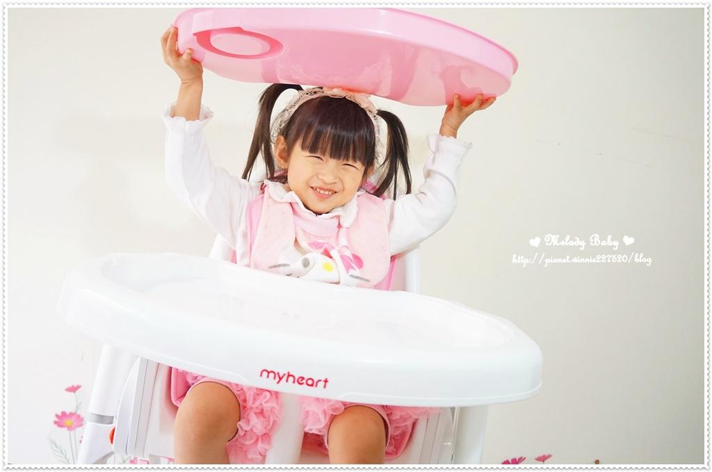 myheart折疊式兒童安全餐椅 (32).JPG