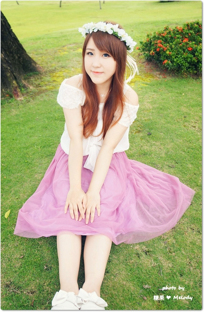 Peachy 紗裙 (8).JPG