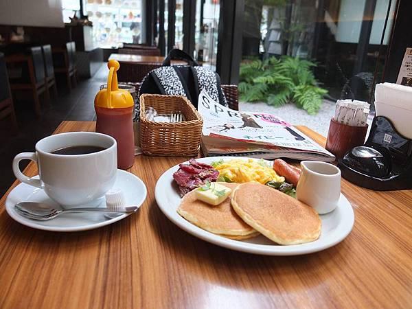 一個人的早餐