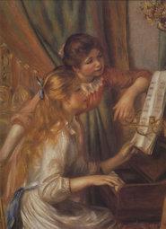 彈鋼琴女孩