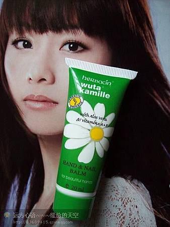 091221德国 Wuta kamille Herbacin洋甘菊护手霜.jpg