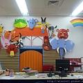 學校圖書館2