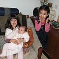 一個堂姐二個堂妹