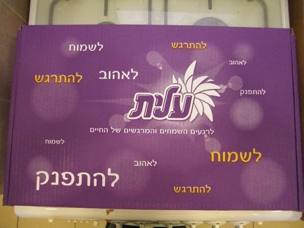 Purim 禮盒7