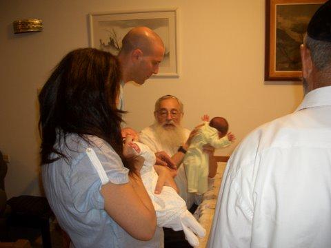 雙胞胎割禮