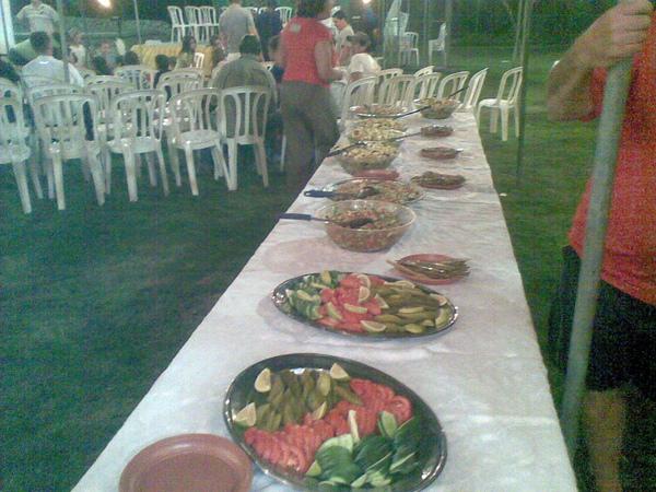 沙拉(衣索比亞口味?)