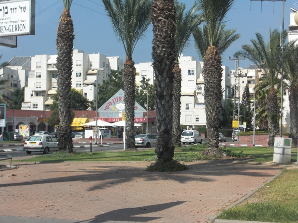 Ashkelon街景2