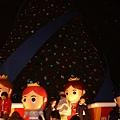 新光的聖誕樹2