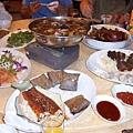 峻悅-晚餐超豐盛的