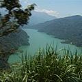 碧湖-清境往霧社的路上
