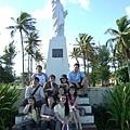 有自由女神的太平洋戰爭紀念公園