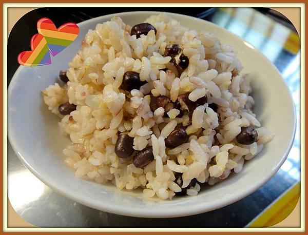 紅豆糙米飯2