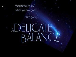 微妙的平衡