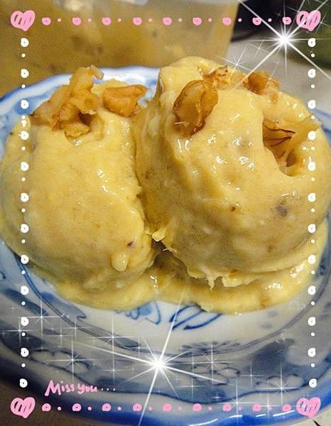 楓糖核果榴槤冰淇淋2
