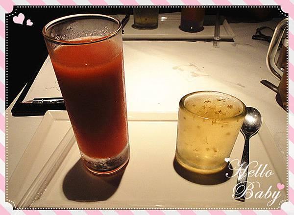 飯後果汁與甜點.jpg