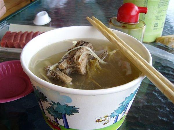 黑鮪魚頭湯~有看到魚頭嗎?.JPG