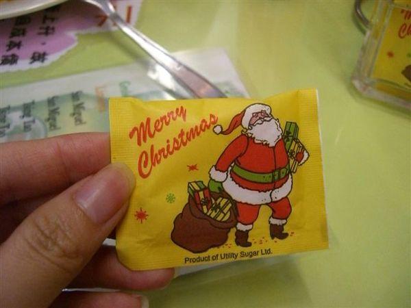 聖誕老人進城去