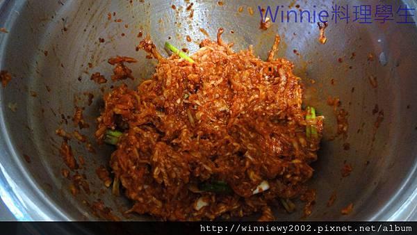 韓式蘿蔔絲泡菜4