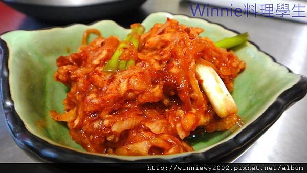韓式蘿蔔絲泡菜5