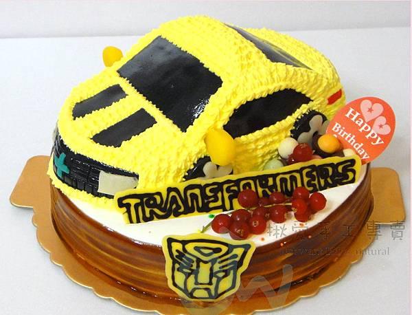 大黃蜂小車3號-1