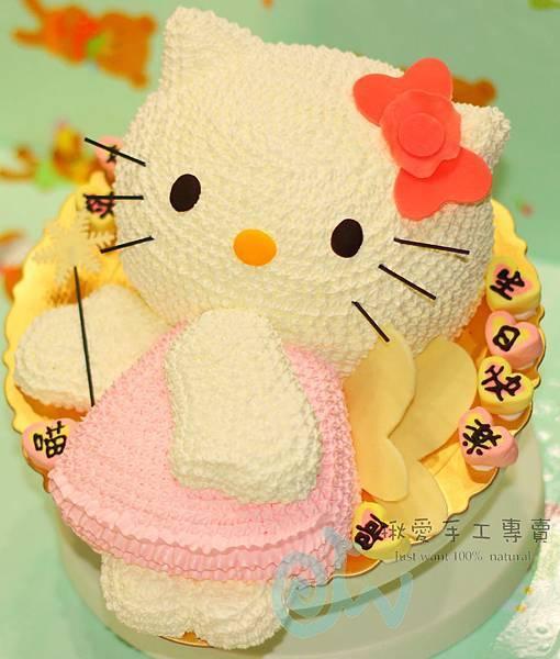 粉紅天使KITTY1-2A