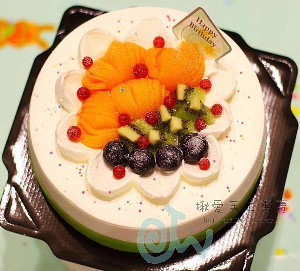 嫩綠水果1-3a