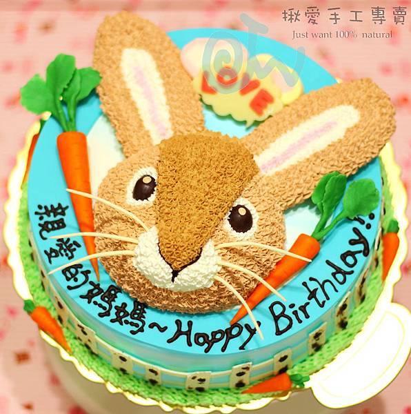 2D兔頭1-1A