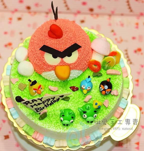 2D憤怒鳥+5糖偶20130125-1A