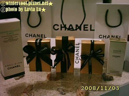 chanel瘋狂2008