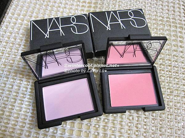NARS粉色逆襲