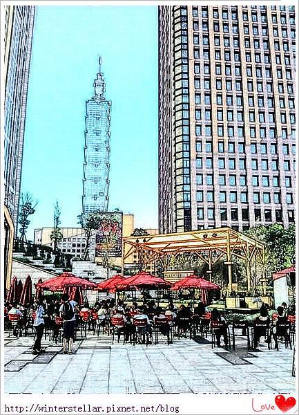 cafe廣場
