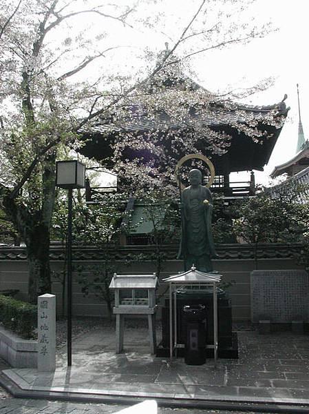 圓山公園附近