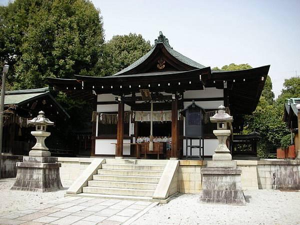 らわ天神宮(敷地神社)