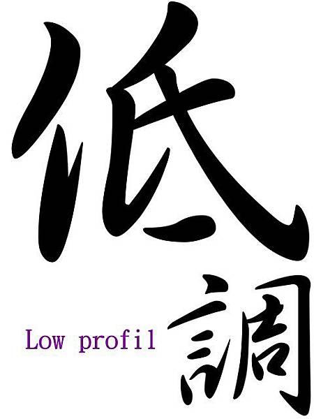 low profil