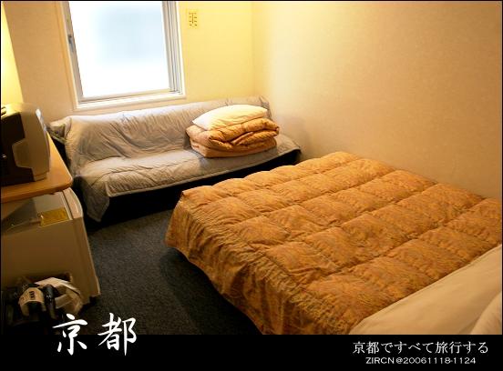 Super Hotel房間