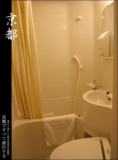像太空艙的bathroom