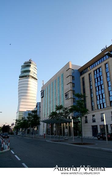維也納機場的塔台