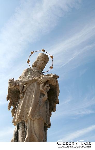 聖約翰聖人雕像