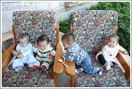 寶寶排排坐