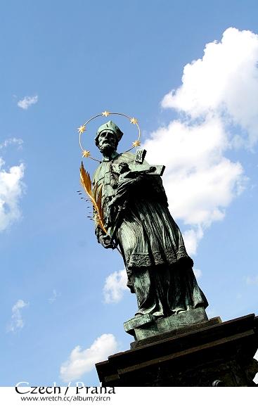 聖約翰雕像