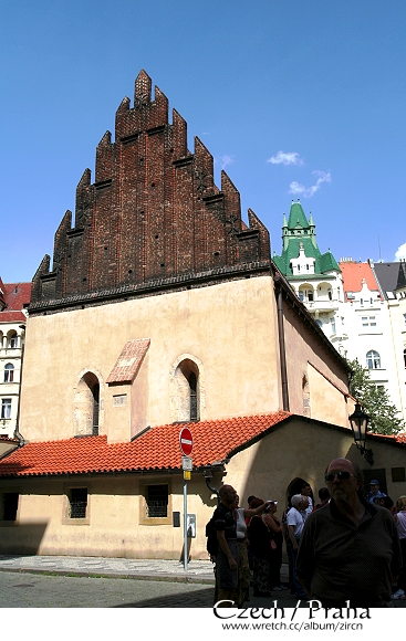 舊新猶太教堂